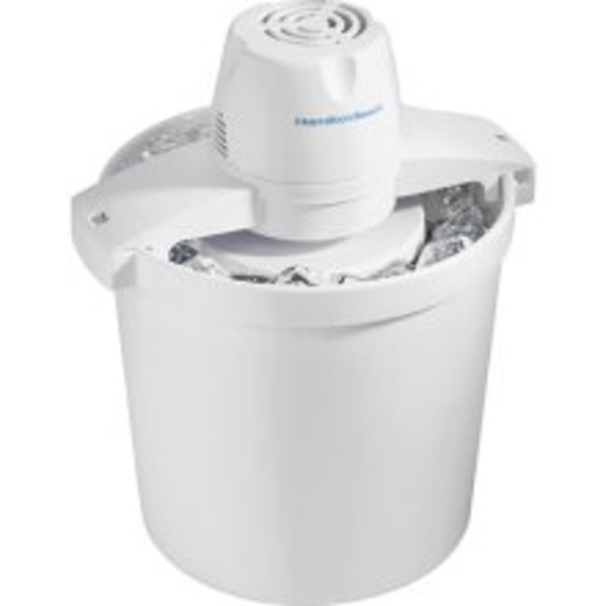 Hamilton Beach 68330 4 Qt Bucket Ice Cream Maker