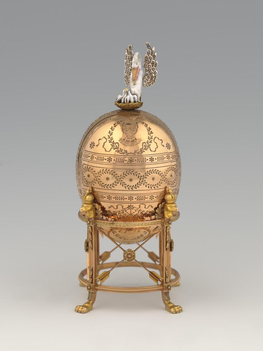 Pelican Egg (1898)