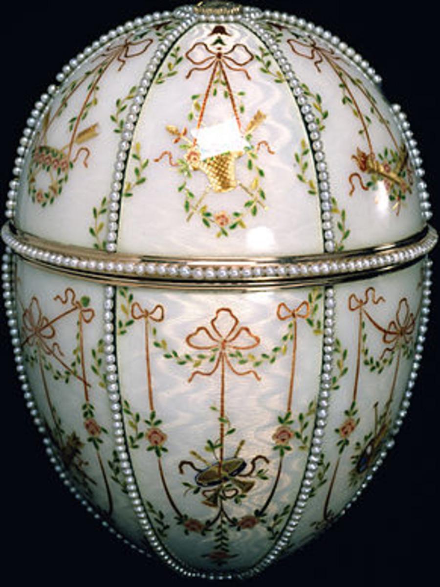 Kelch Bonbonnire Egg (1903)
