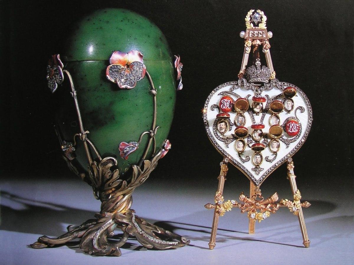 Pansy Egg (1899)