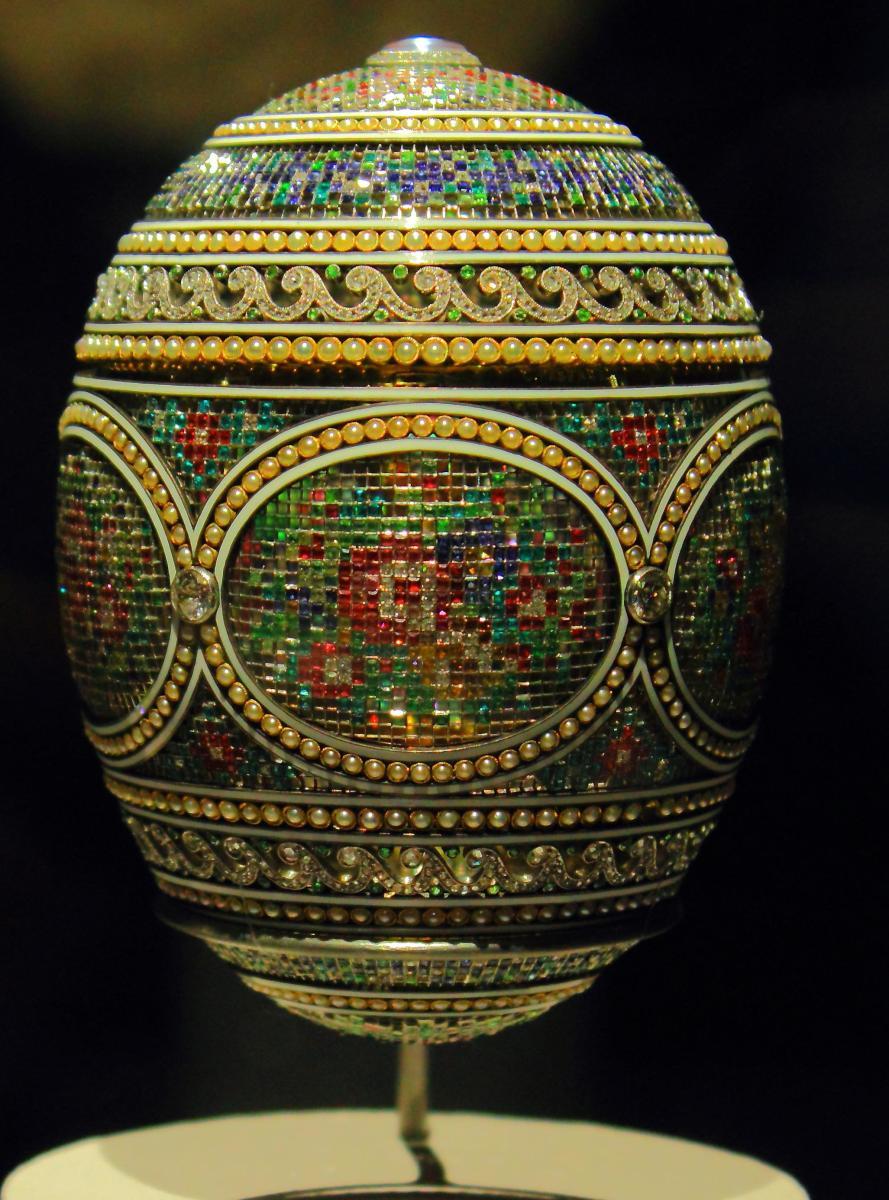 Mosaic Egg (1914)