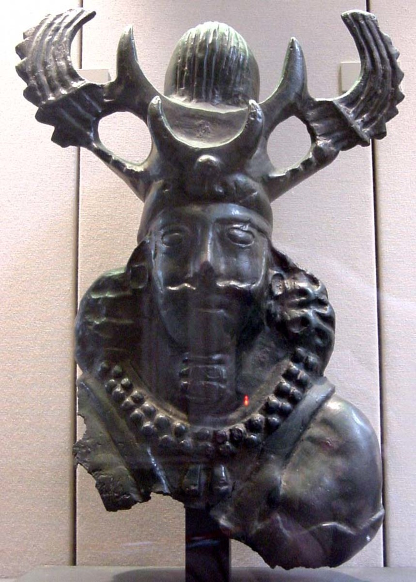 The Head of a Parthian