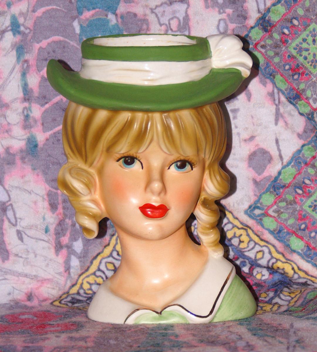 Brigitte after her makeover