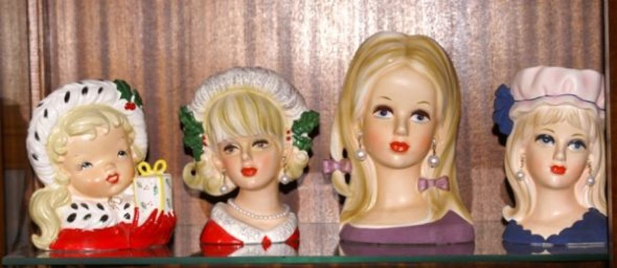 """Group shot of the """"sisters."""" Notice how much larger Valerie is?"""
