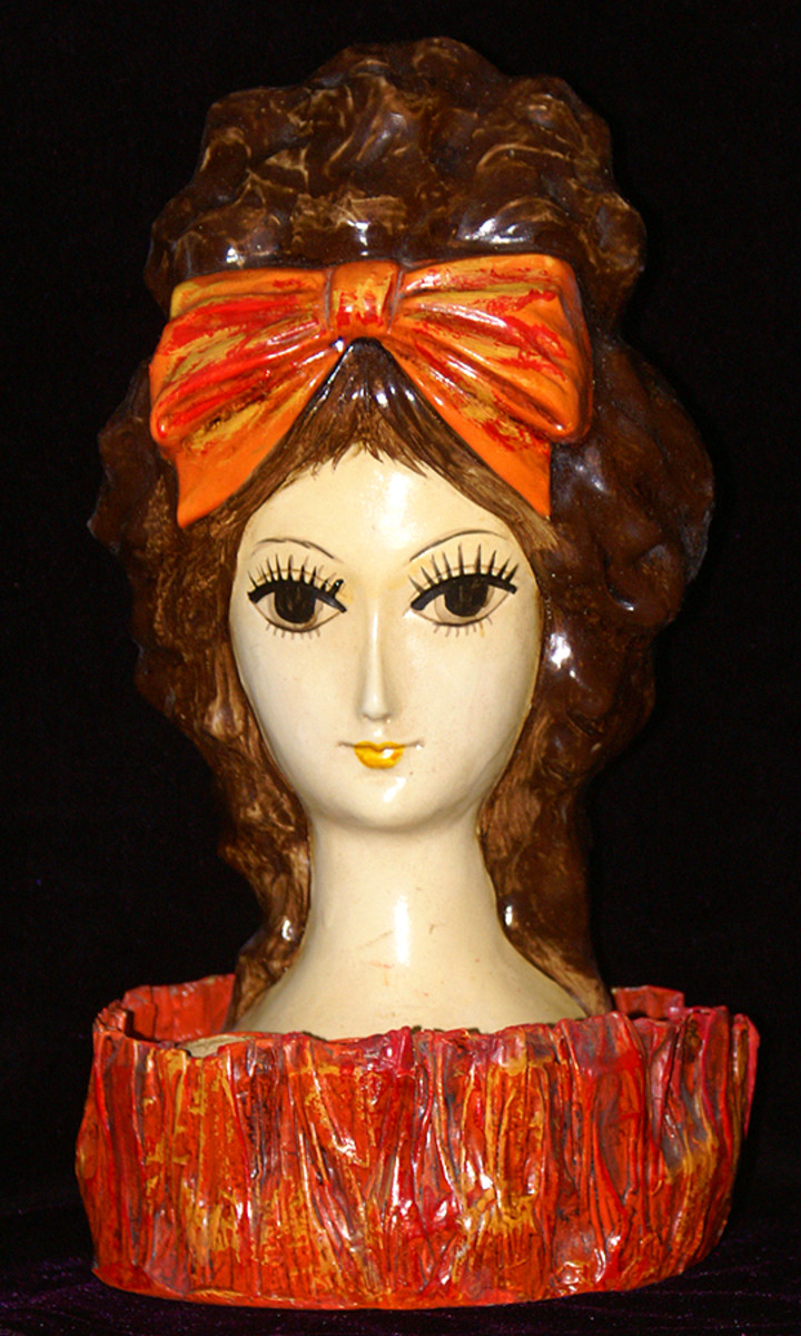 Beehive Girl after makeover