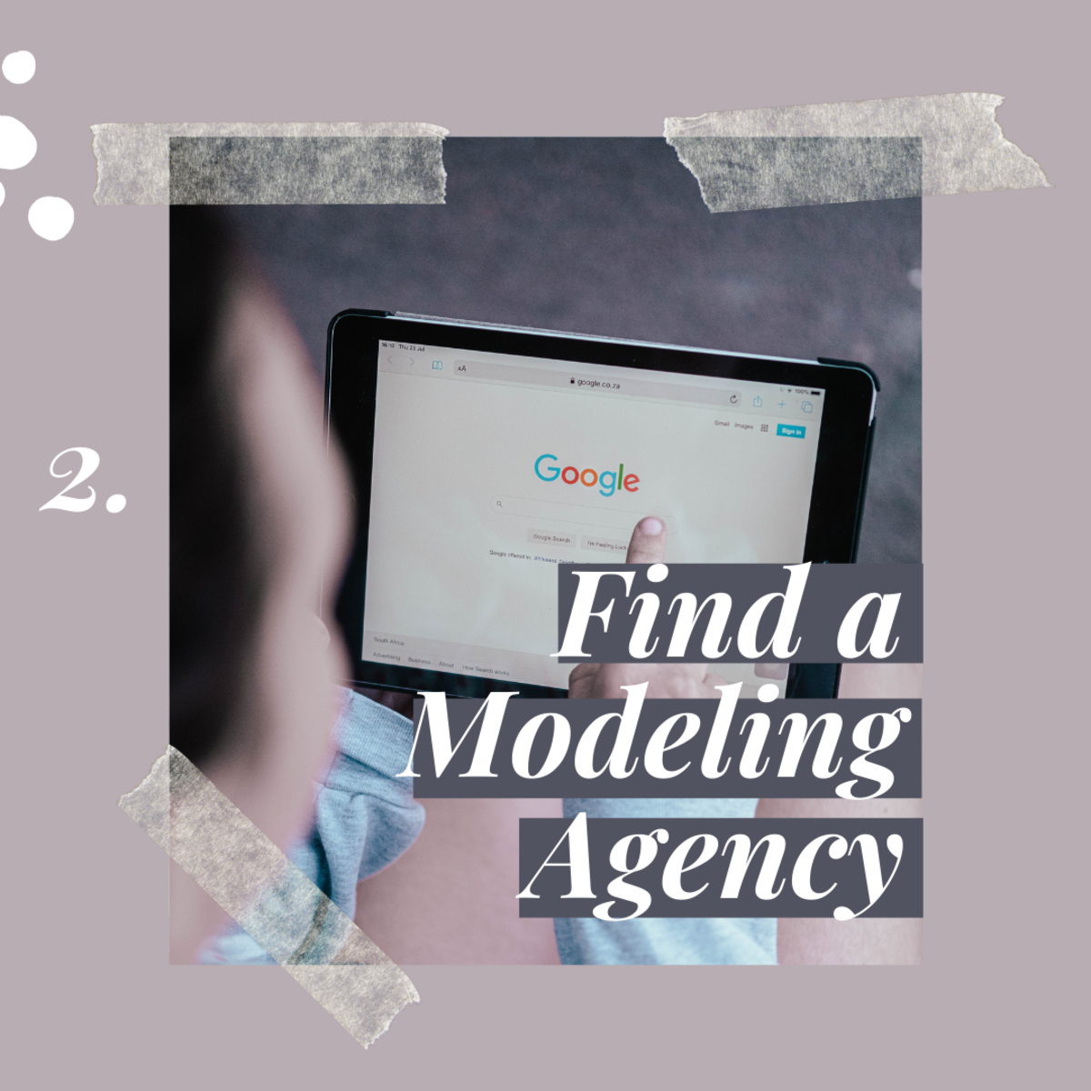 Finding a modeling agency can be a quick process if you live in the right area.