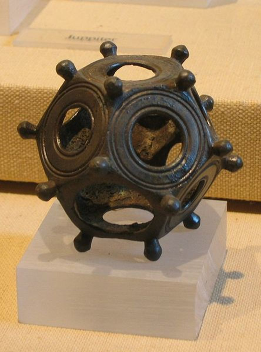 The Mystery of Ancient Roman Dodecahedra