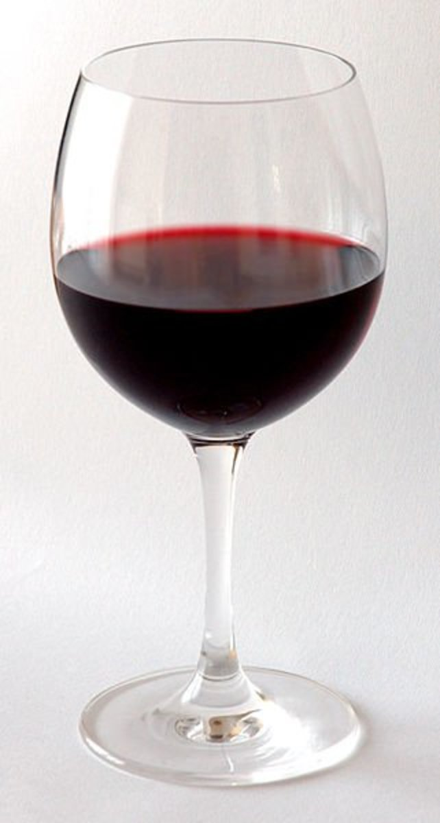 Sulfites are natural to wine but most producers add more