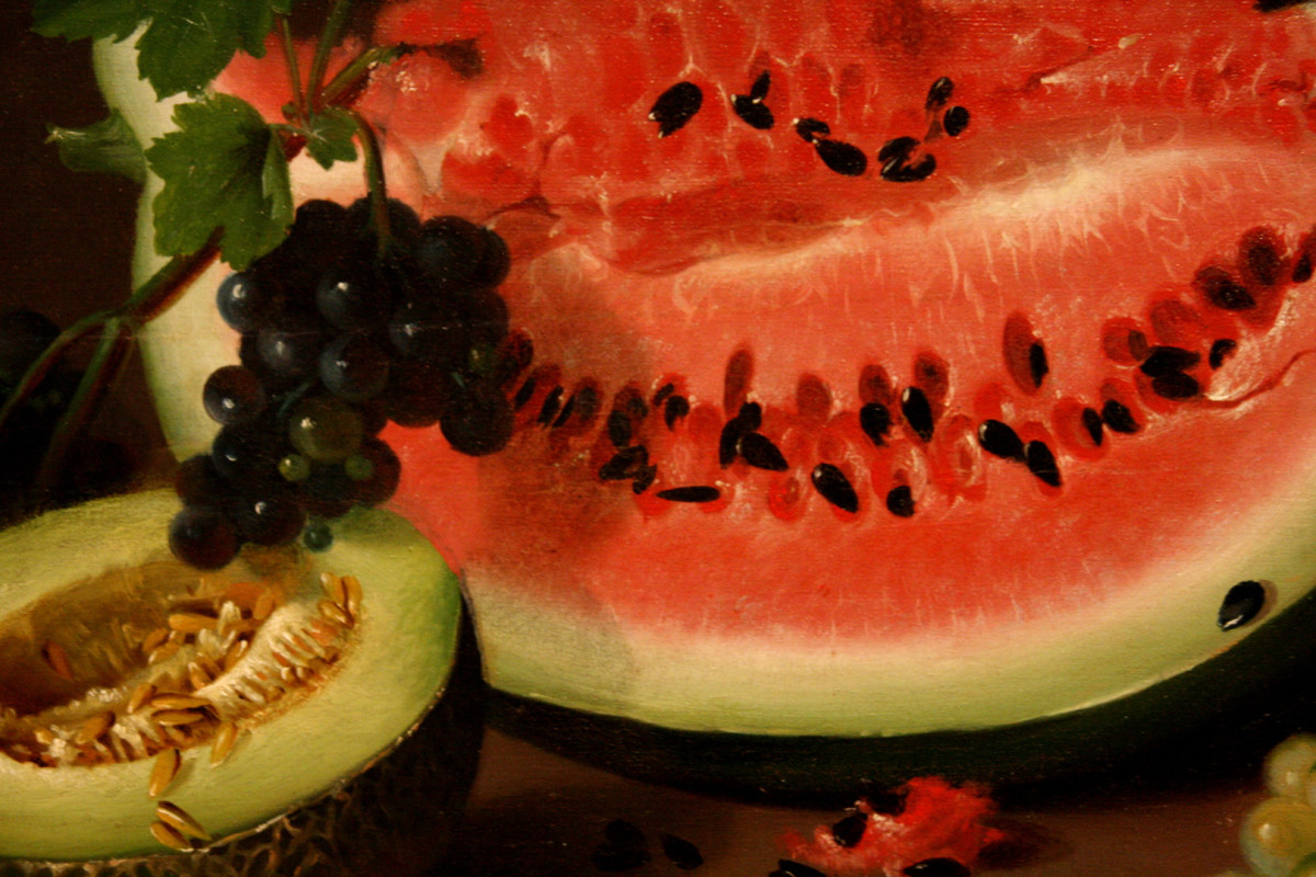 Watermelon is also a good source of Vitamin A, for those of us who don't prefer carrots.