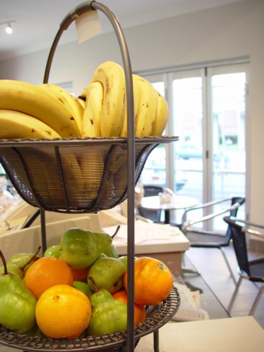 Bananas are a good source of Vitamin B6