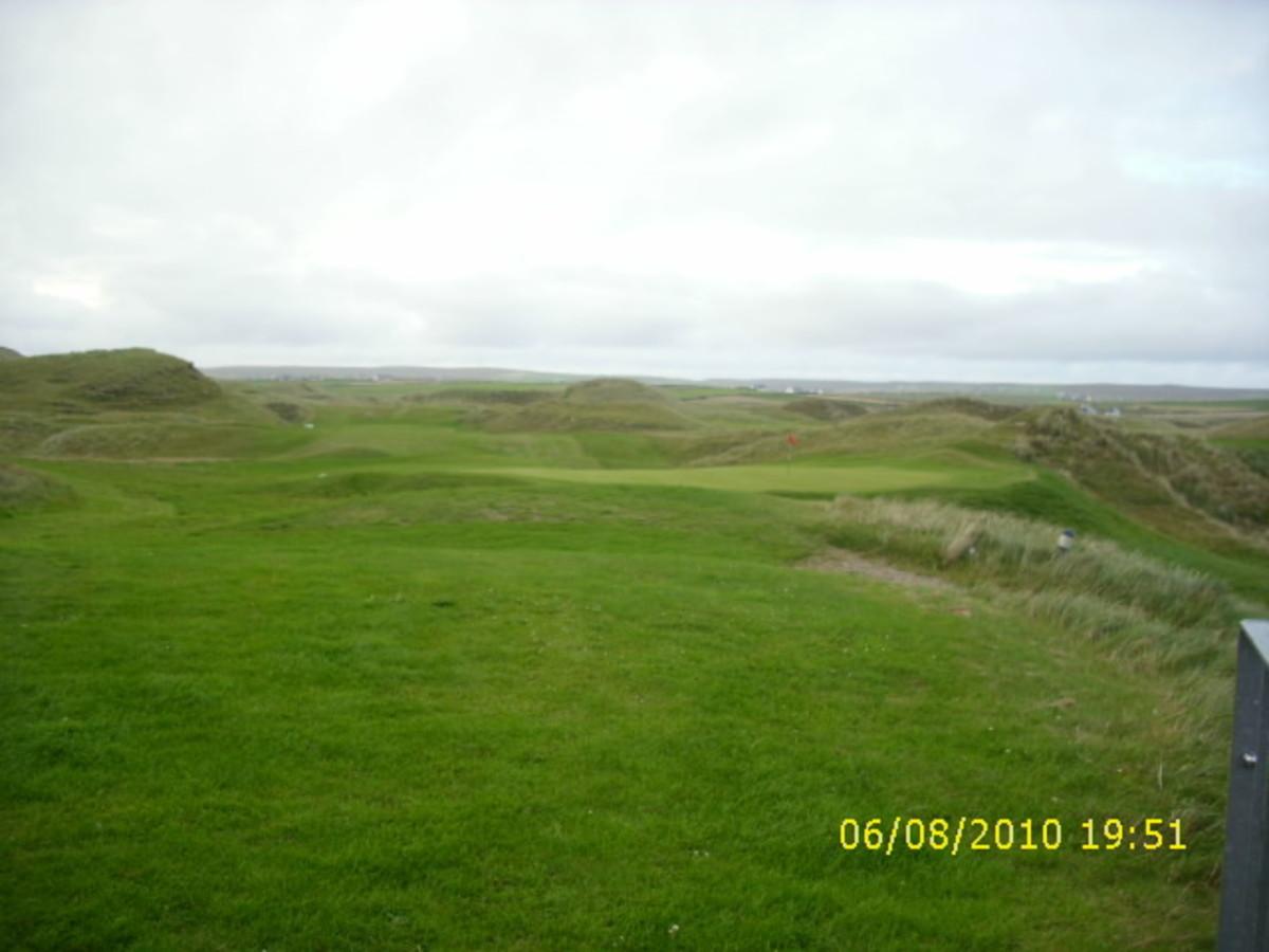 Carne Golf Links, Belmullet, Ireland
