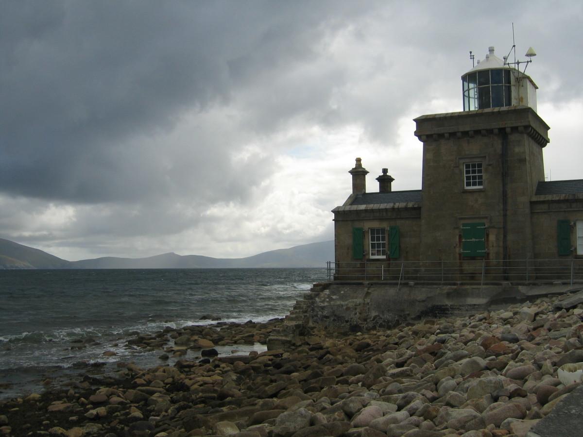 Blacksod Lighthouse, Belmullet, Ireland