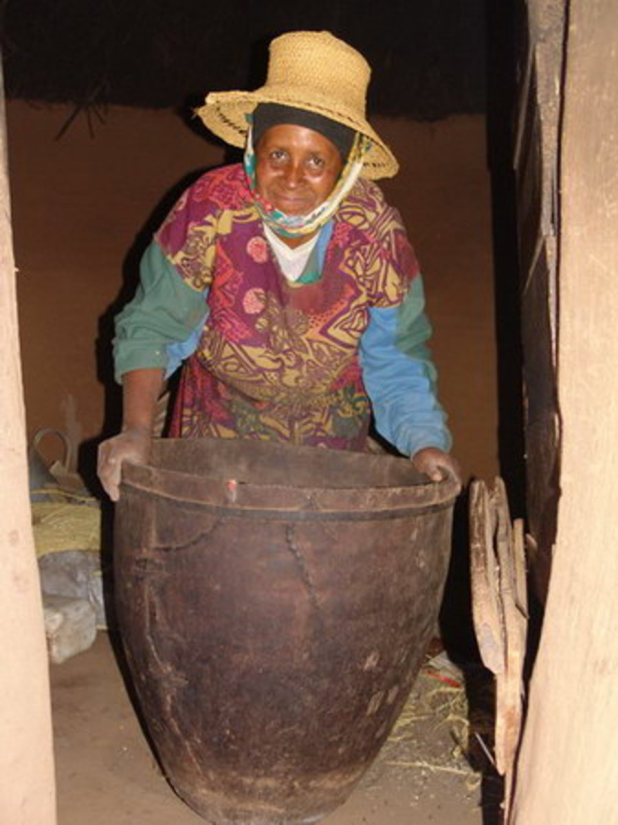 """Sotho Steel -made called """"Eqho"""""""