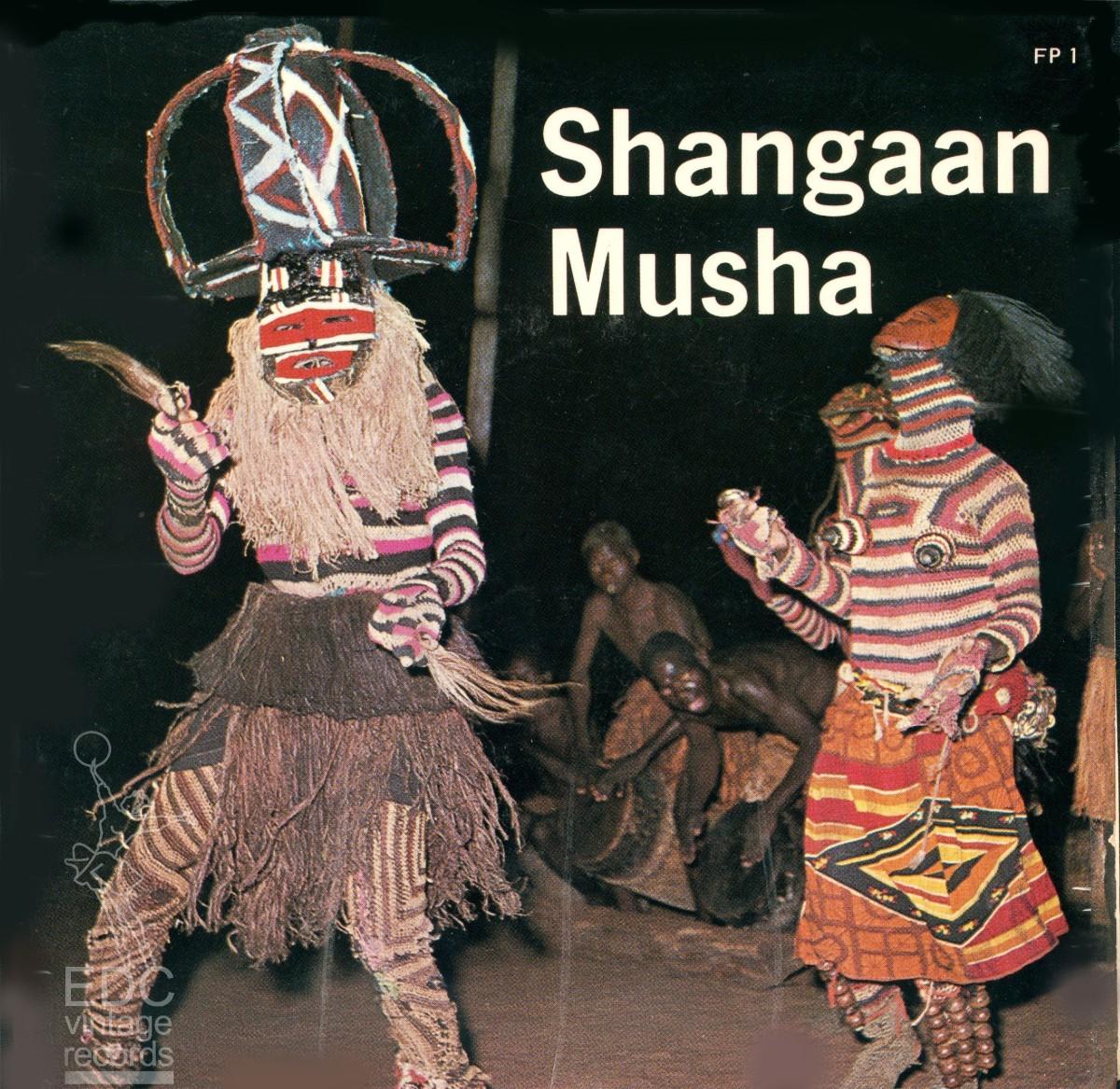 Shangaan Musha: Mambuaulela Makhubela & his Shangaan Drums Dancers performing in Park Station, South Africa