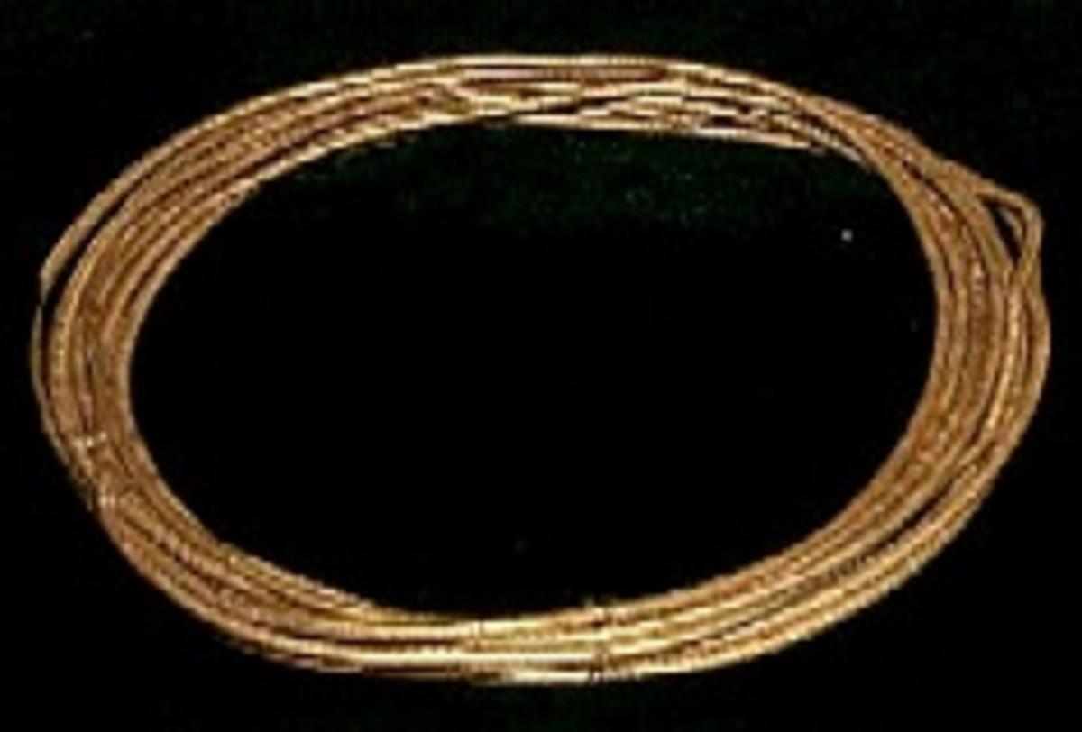 Gold Jewelry from Mapungubwe