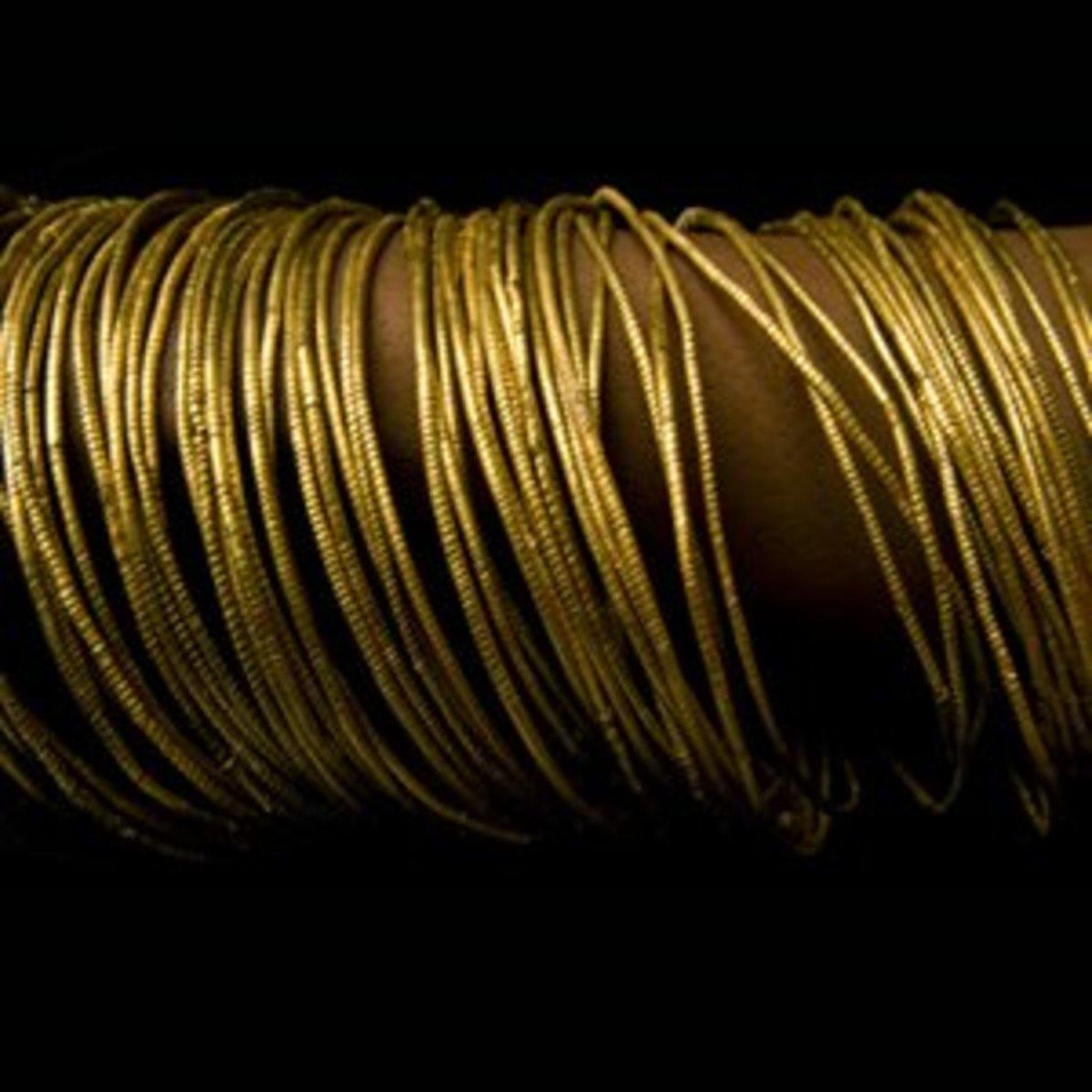 Golden Bangles from Mapungubwe