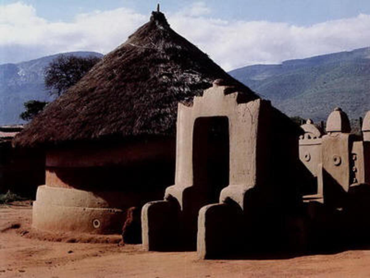 Venda Wall Structure