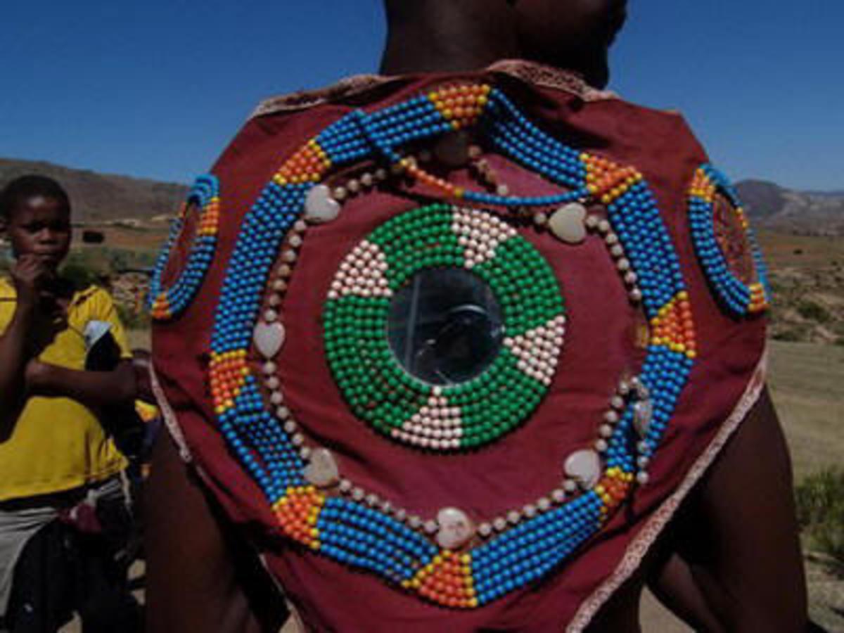 Basotho People's Beadwork