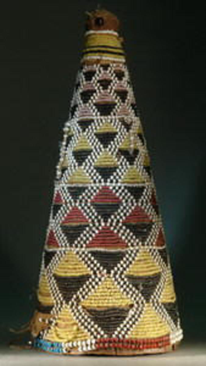 Basotho peoples  Dated from 1900sBeadwork