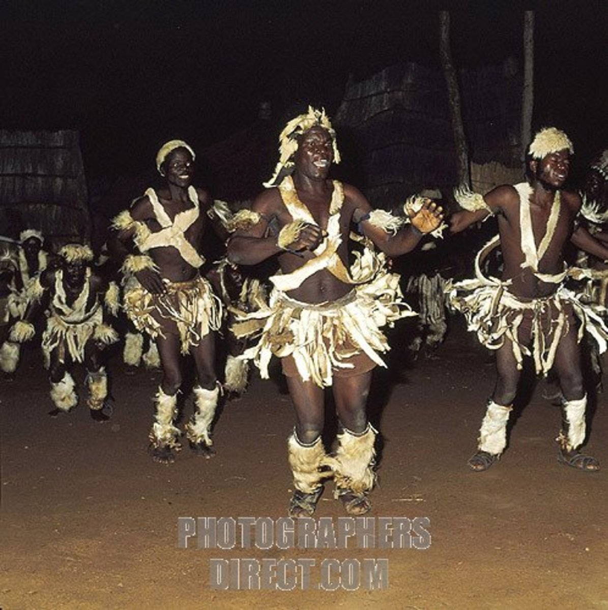 Shangaan Male Dancers