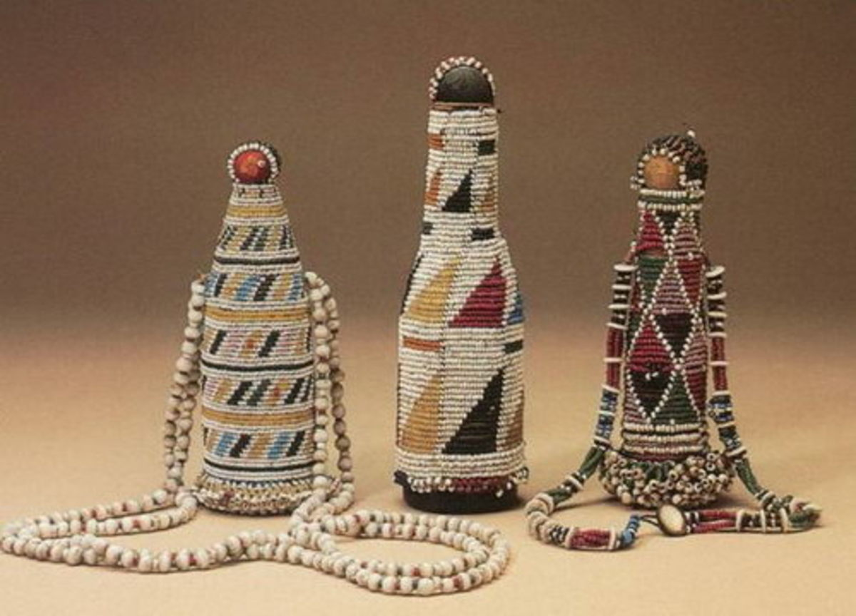 Shangaan- Tsonga or North Sotho(Bapedi)  mostly used for ceremonial and customary occasions by healers/Dingaka/Sangomas