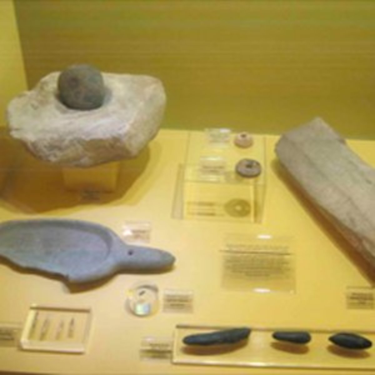 Some of the material culture from Mapungubwe