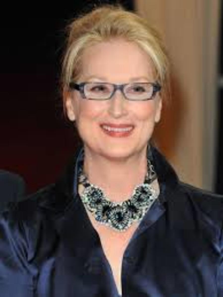 and Meryl Streep.