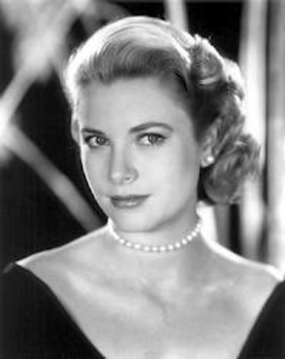 The late Princess Grace of Monaco a/k/a Grace Kelly