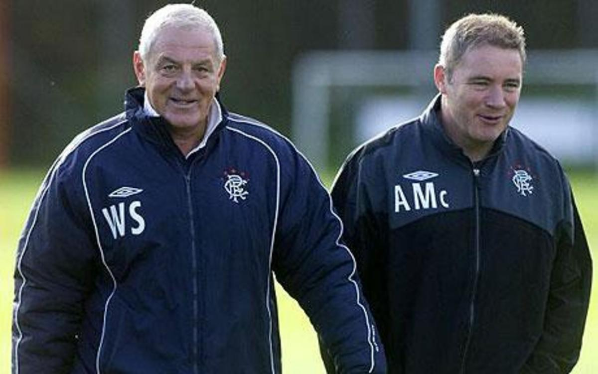 Walter Smith with Ally