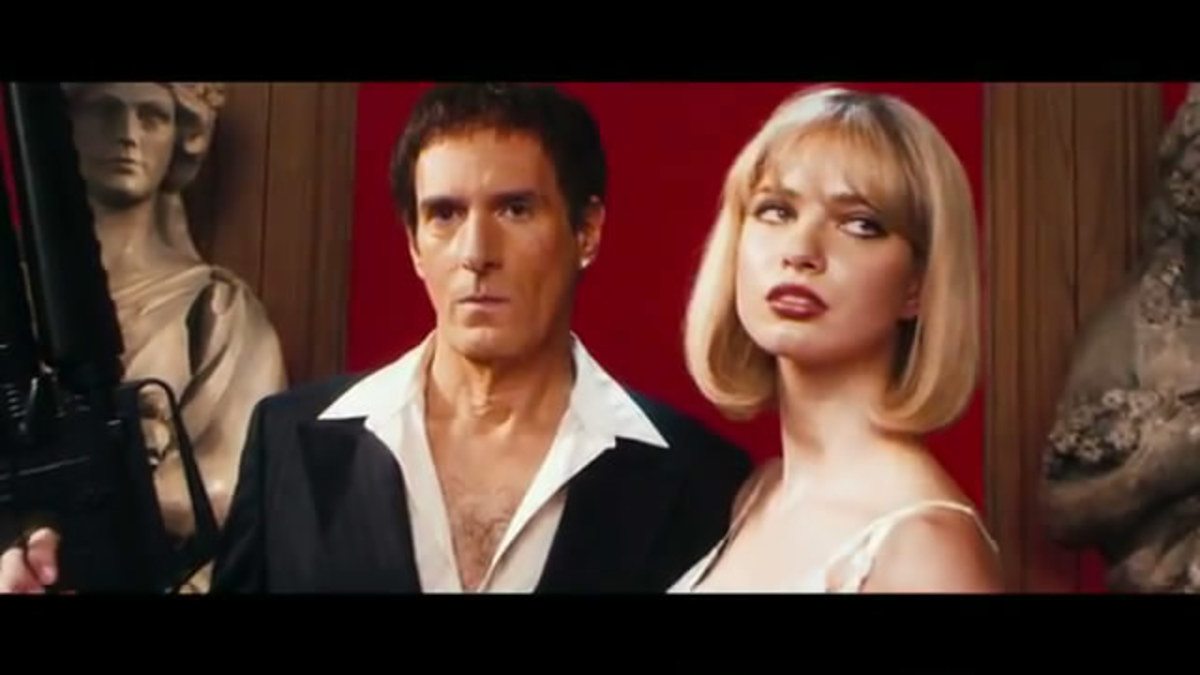 Digital Short Tony Montana Wife Michael Bolton Scarface Girlfriend