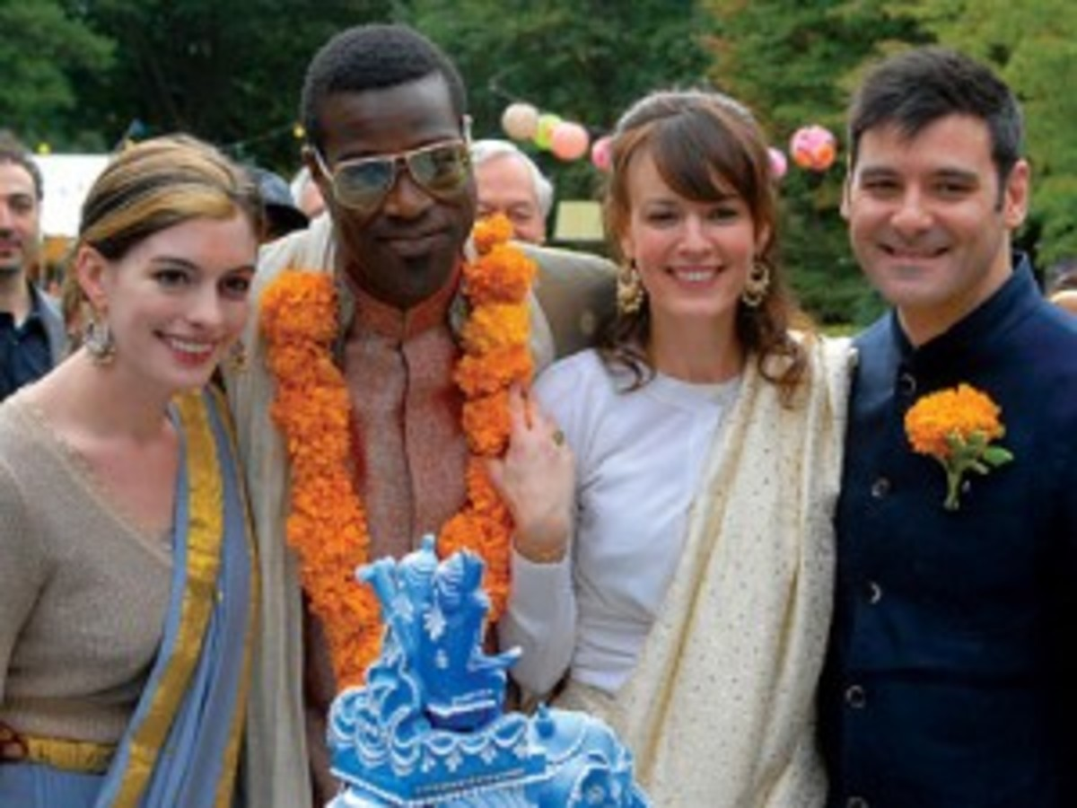 "The Indian Themed Wedding in ""Rachel Getting Married"""