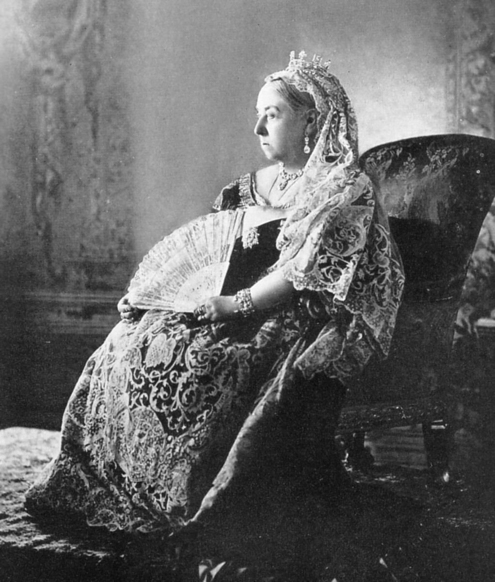 Queen Victoria celebrated her Diamond Jubilee but people were different back then