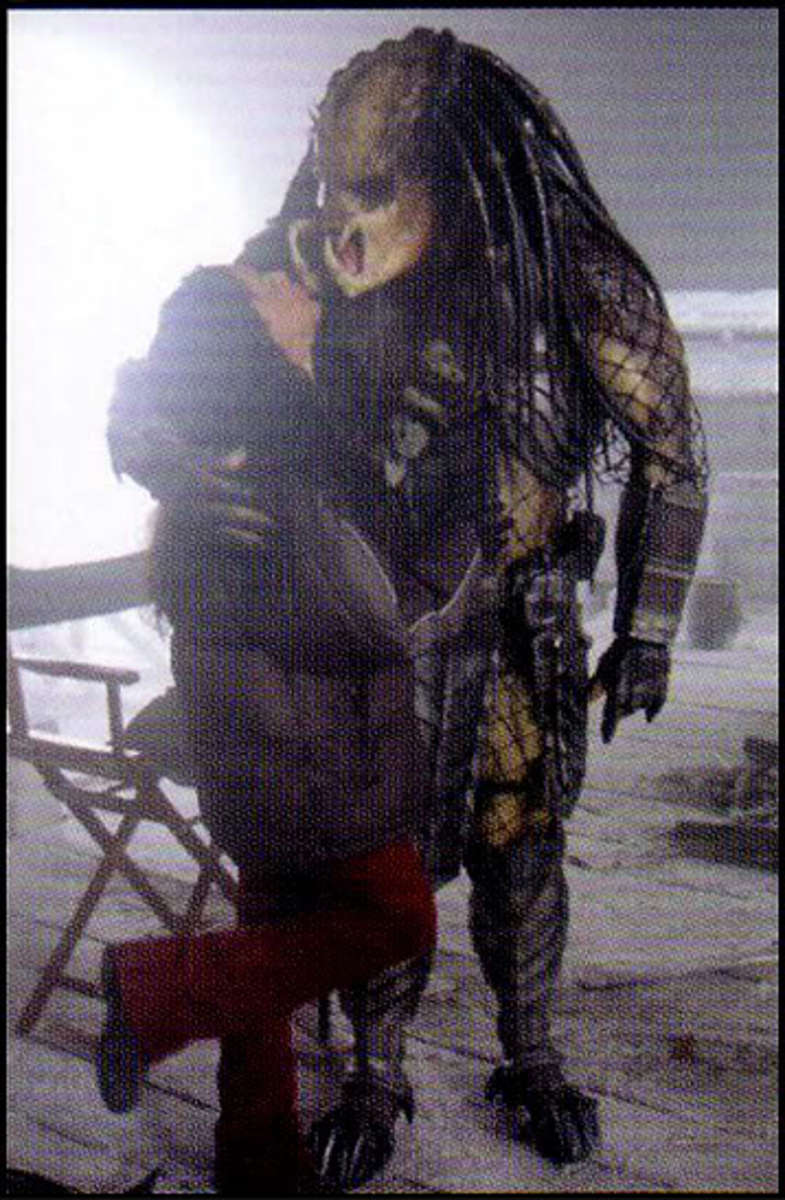 Aliens Predator Fanfiction | CINEMAS 93