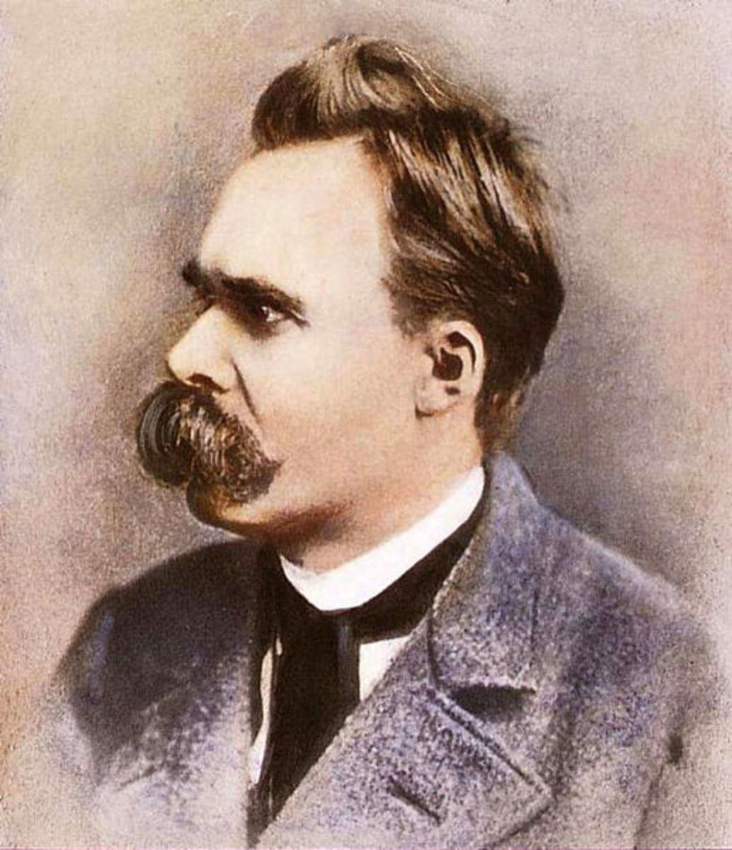 Friedrich Nietzsche - Philosophy - HubPages.