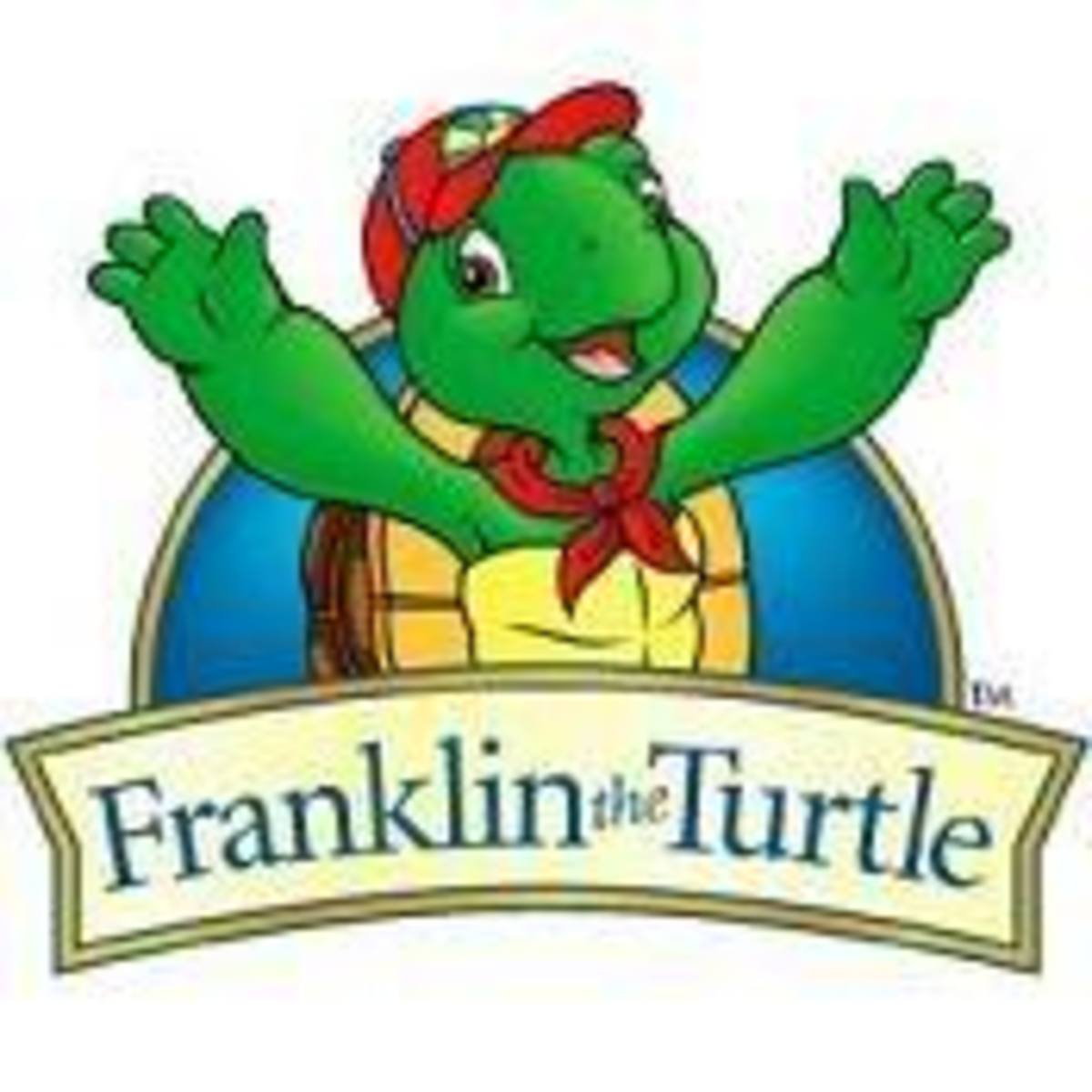 Franklin the Turtle Books For Reading Level Ages 4 - 8