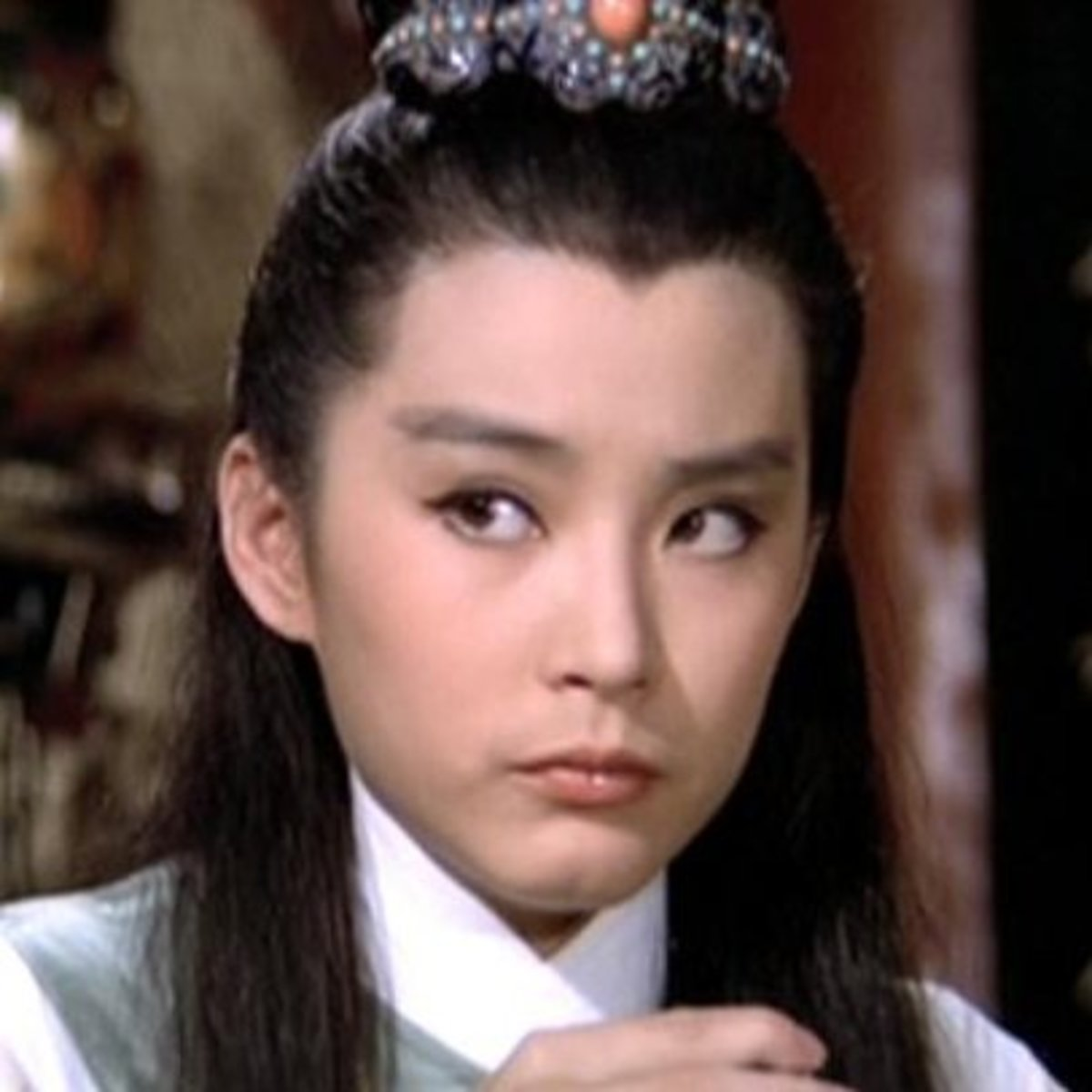 Lin in her early movie