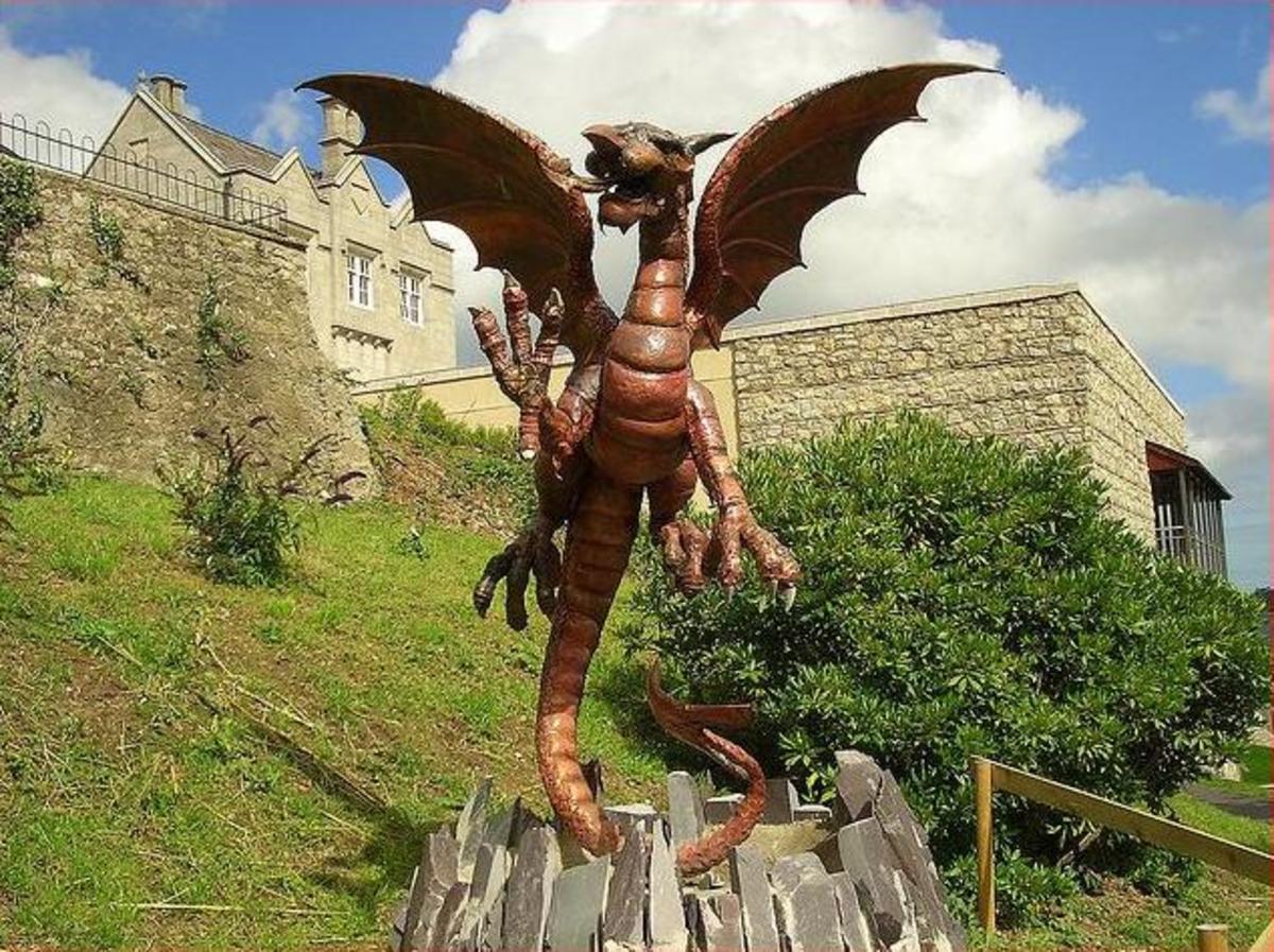 Dragon By barlborough