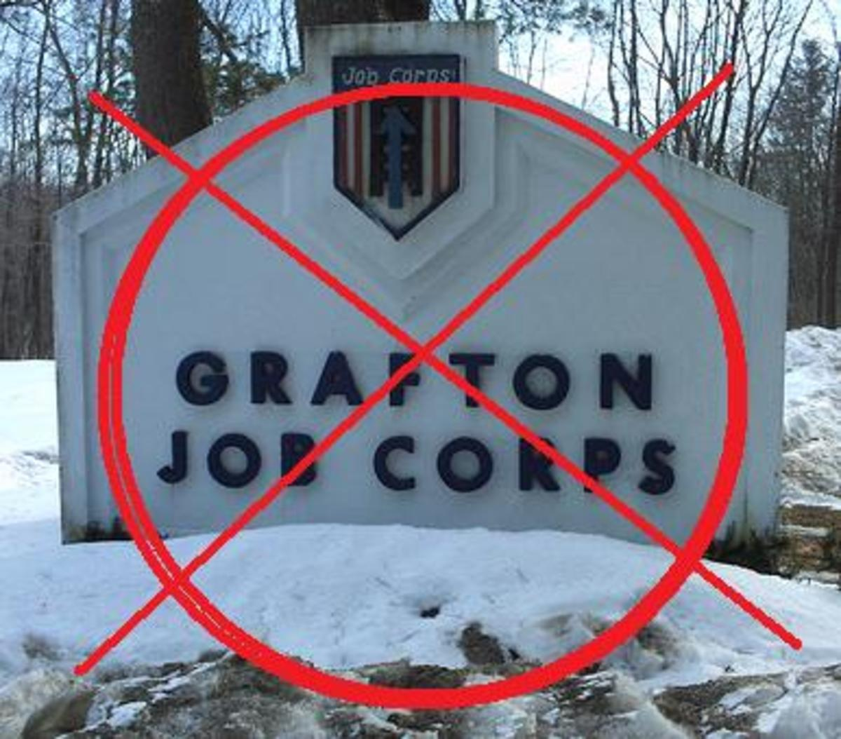 GRAFTON JOBCORPS; A tale of horror.