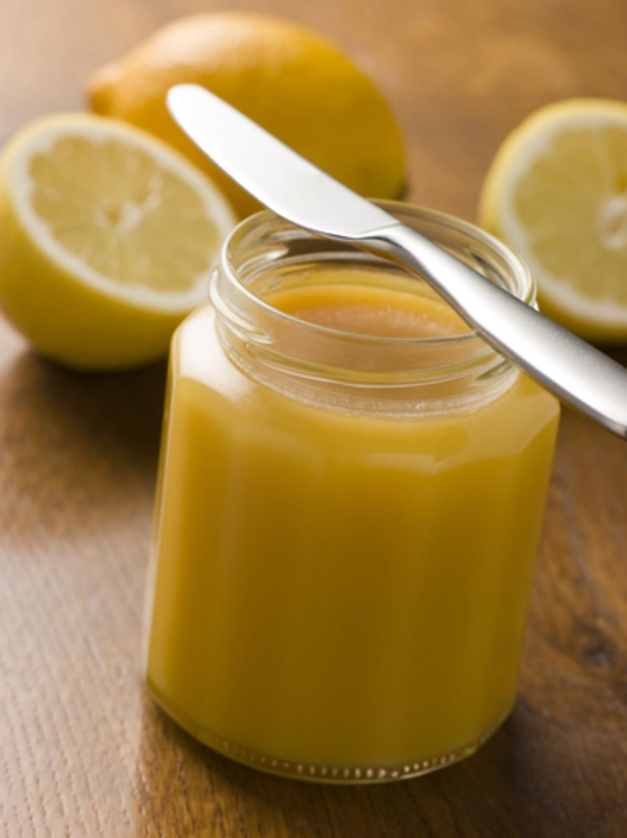 Jar of Lemon Curd Image:  Monkey Business Images|Shutterstock.com