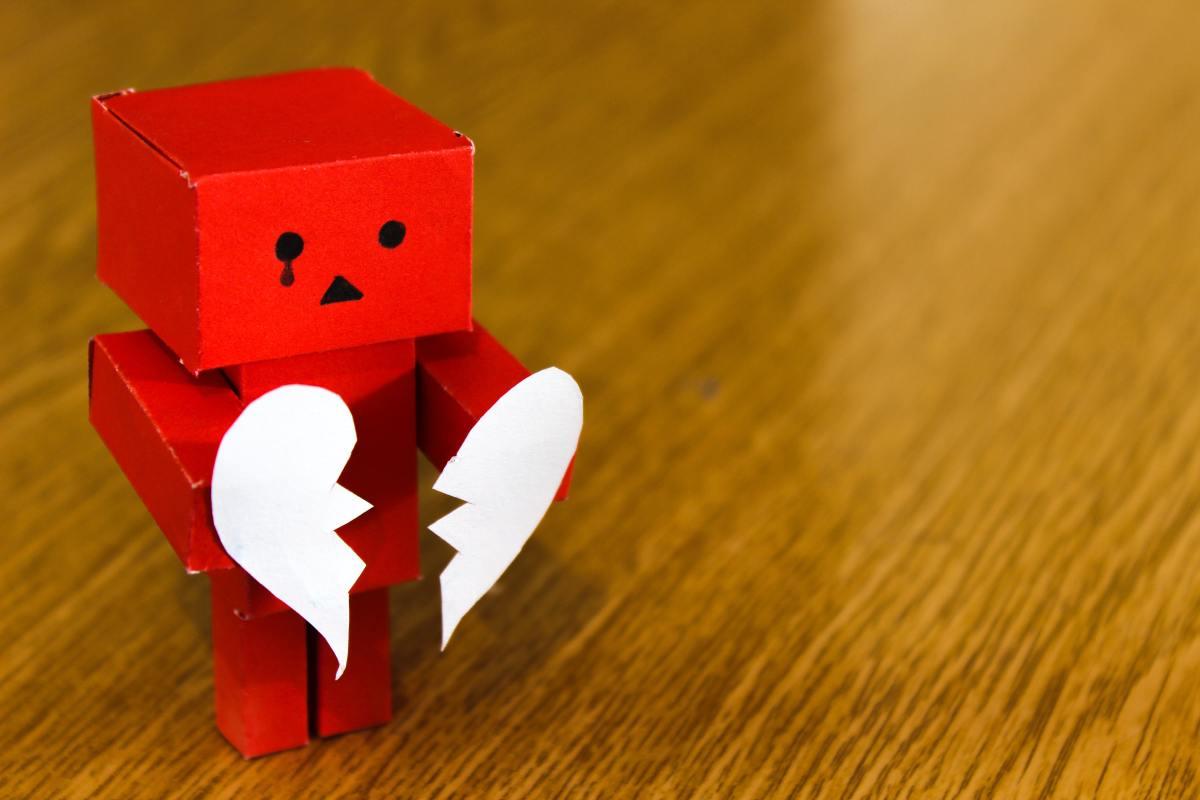 A Poem About heartbreak