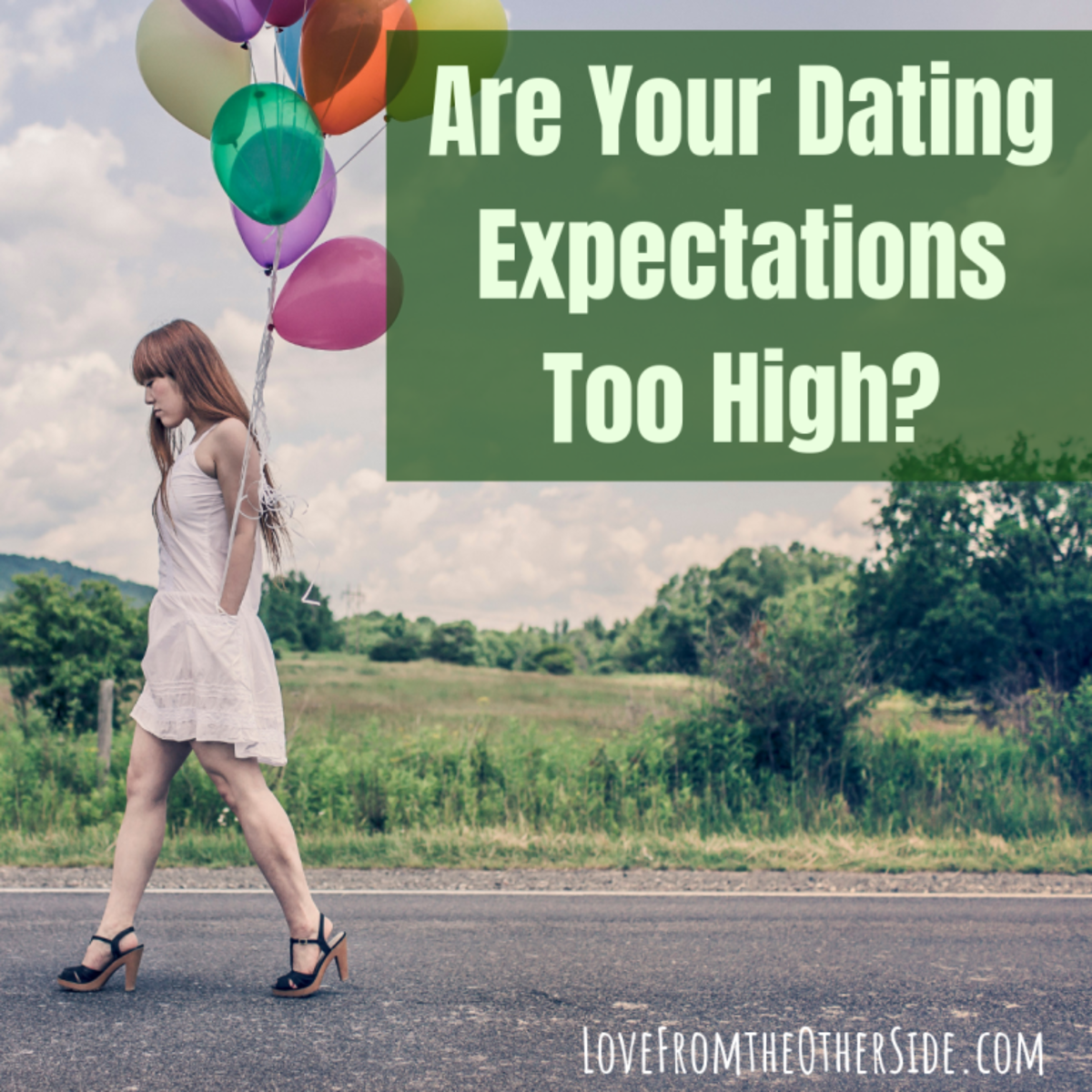 Is Having Too High Expectations on Love Hindering Your Chances for a Real Relationship?