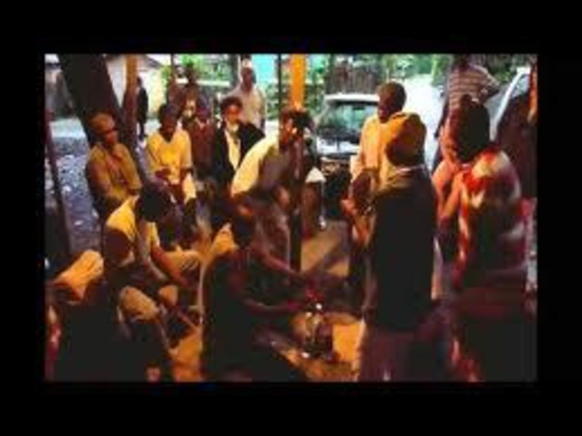 Dead Yard and Nine Night Jamaican Culture