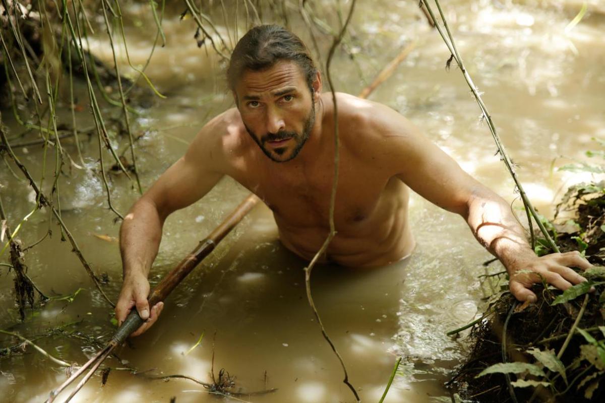 """Hazen Audel stars on """"Primal Survivor"""""""