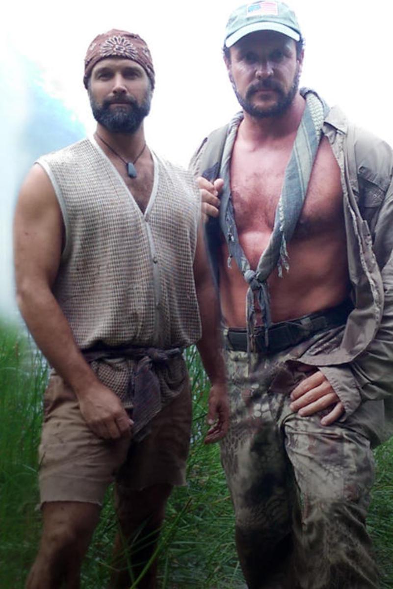 Matt Graham (left) and Joe Teti