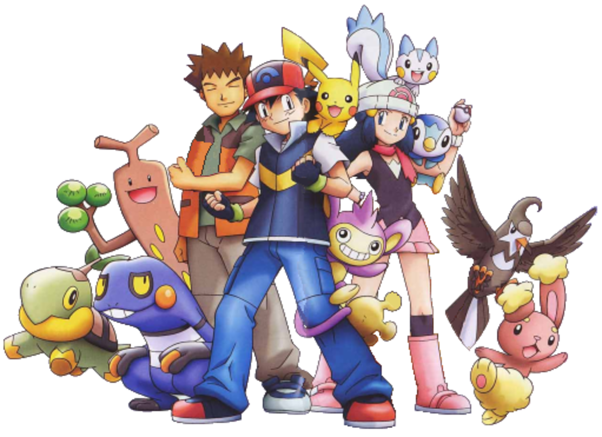 List of Pokemon Movies - All Pokemon Films