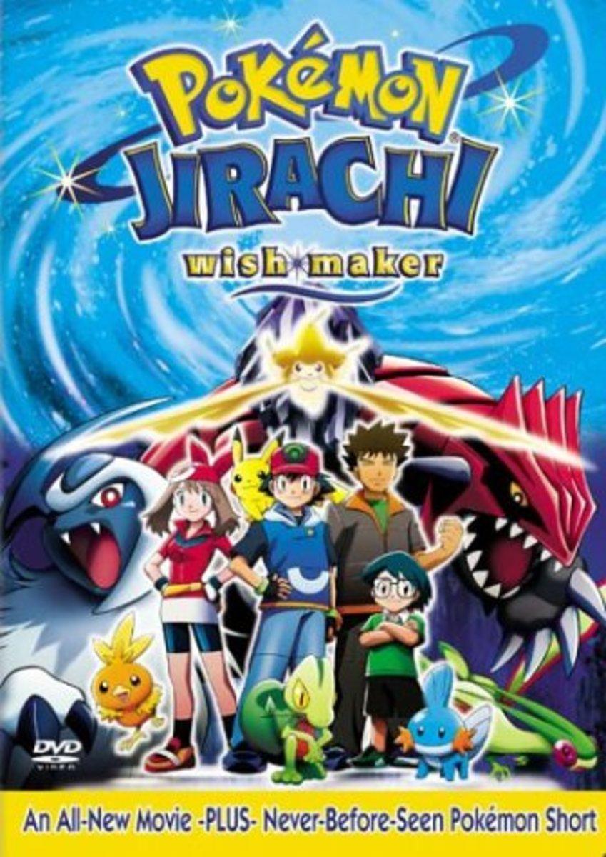 list-of-pokemon-movies