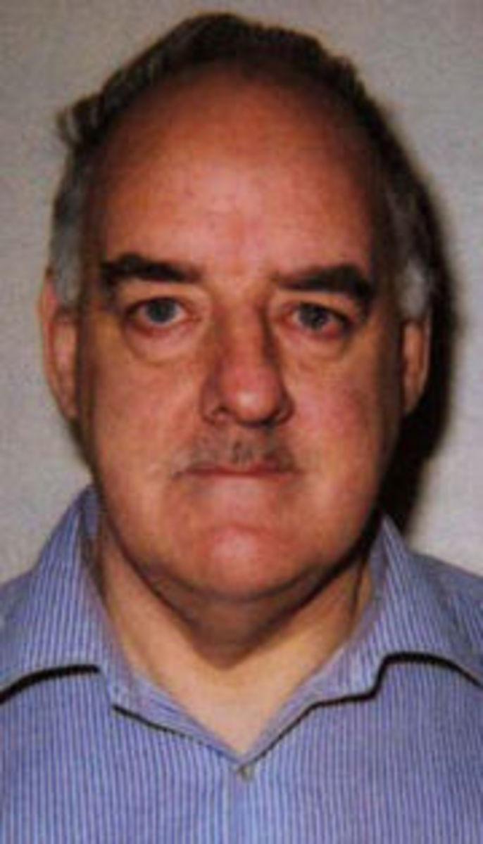 Mug Shot -  Serial Killer Peter Moore