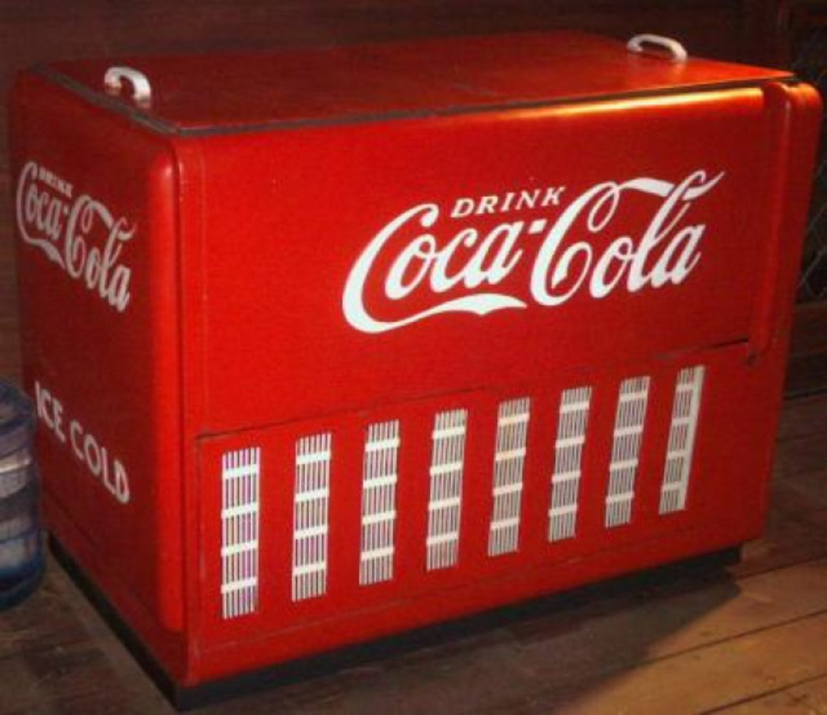 Vintage Coca Cola Coolers Hubpages