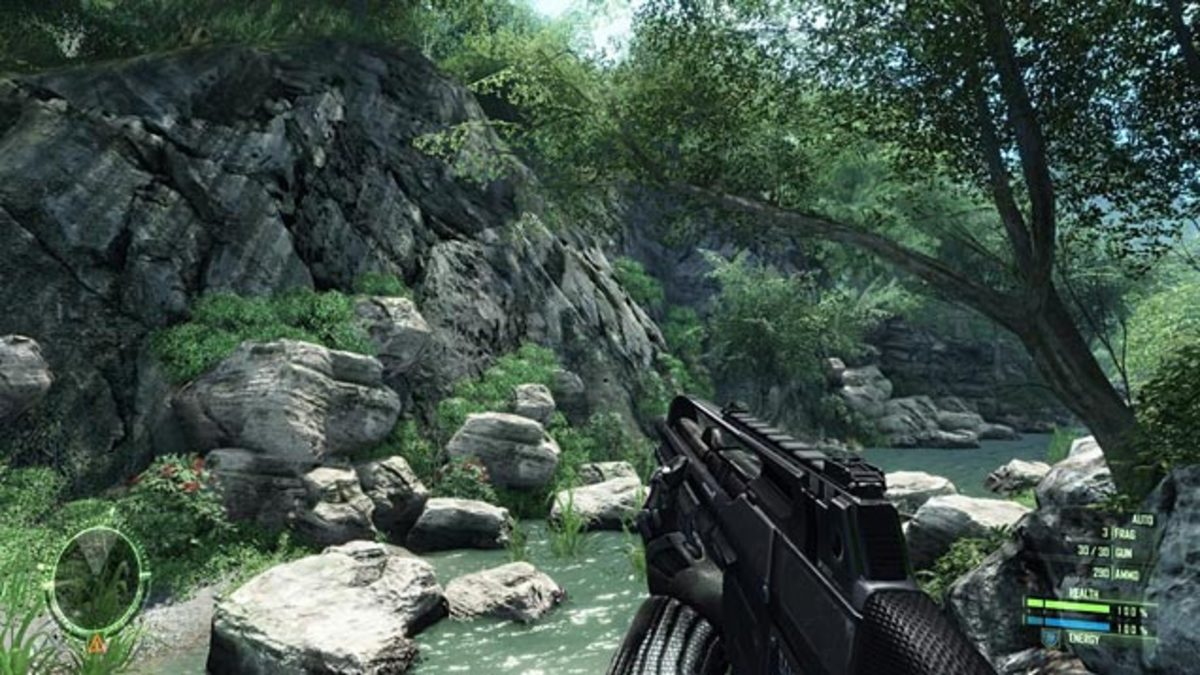 Crysis 2 Collectibles: A campaign guide with all collectible locations: Levels 1-7