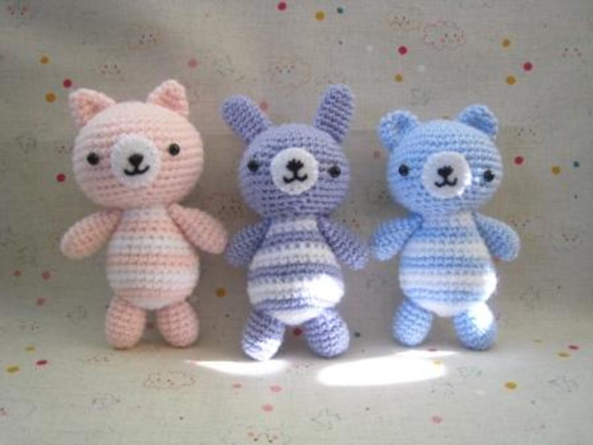 Cute Tiny Bears
